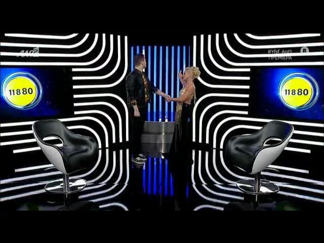 Your Face Sounds Familiar: Ο Νικόλας Ραπτάκης ως Γιάννης Πάριος