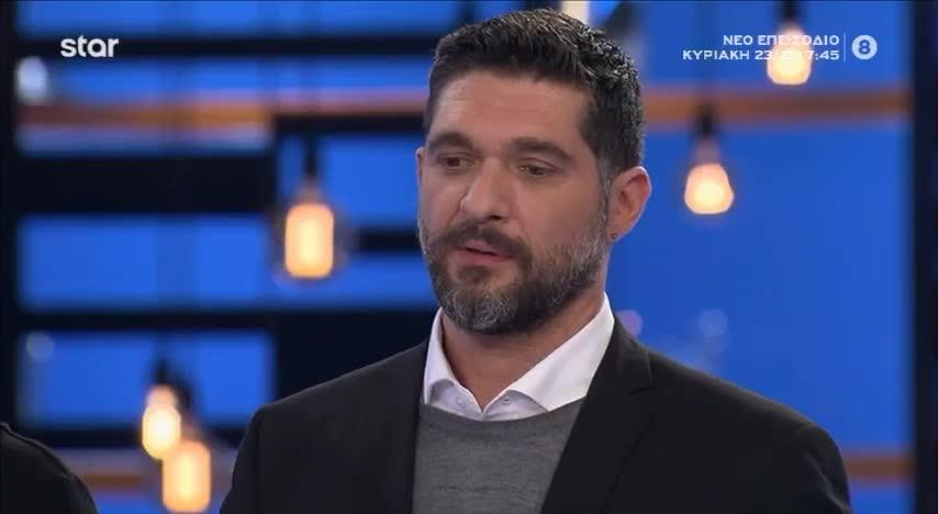 MasterChef: Αποχώρησε ο Κωνσταντίνος Γατόπουλος
