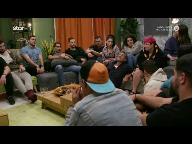 MasterChef: Ο Γιώργος δεν δέχθηκε τα συγχαρητήρια από την Κατερίνα