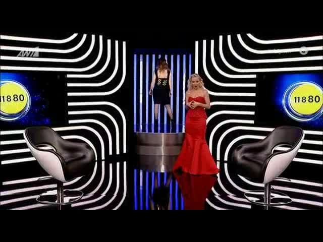YFSF: Η Ευρυδίκη ως Alanis Morissette
