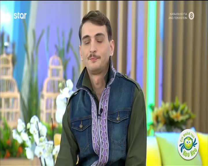 Κωνσταντίνος Γατόπουλος: Η συνέντευξη στους «Κουκου» μετά την αποχώρηση από το MasterChef (2)