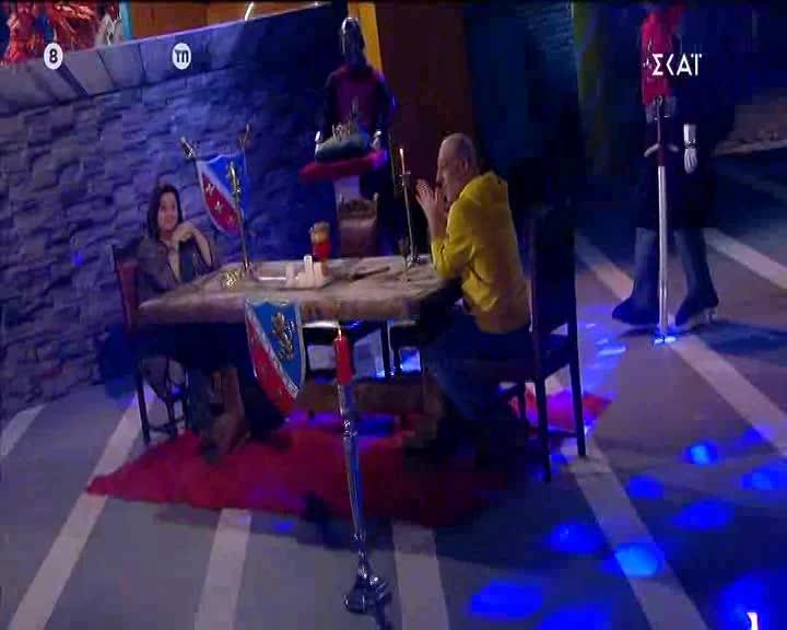 Ελισάβετ Κωνσταντινίδου: Η τηλεοπτική συνάντηση με τον Νίκο Μουτσινά