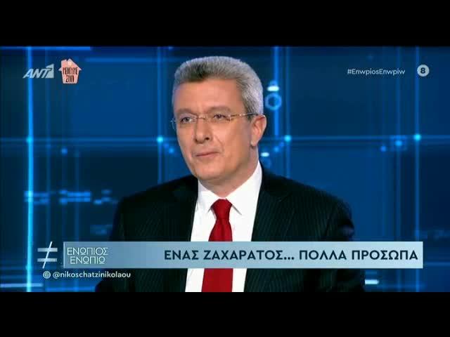 Τάκης Ζαχαράτος: Η σκέψη πίσω από κάθε μίμηση και η τρυφερή αναφορά στη Μαρινέλλα