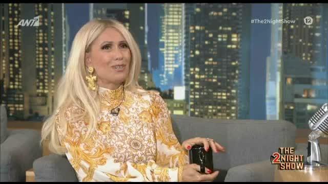 Μαρία Μπακοδήμου: Η απάντηση για τις σέξι εμφανίσεις στο J2US