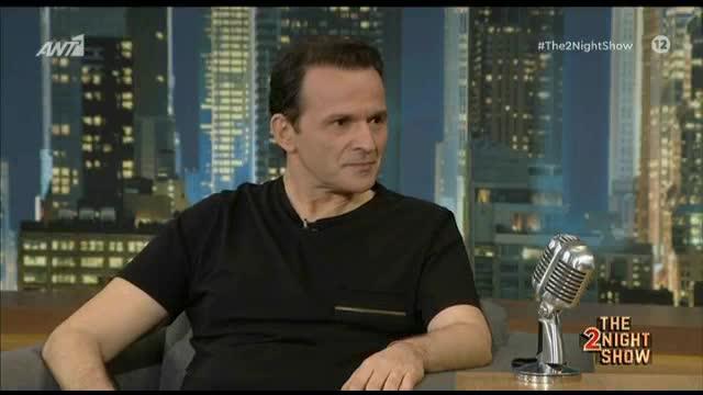 Γιώργος Ηλιόπουλος: Οι αποκαλύψεις στο The 2Night Show
