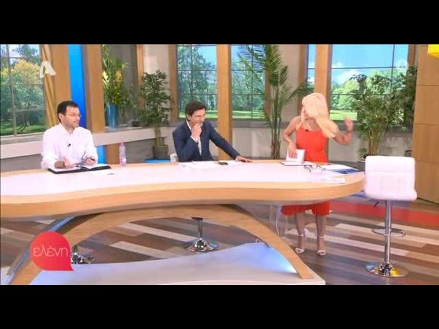 Γιάννης Τσιμιτσέλης: Όσα είπε στην τελευταία τηλεοπτική συνάντηση με τη Μενεγάκη