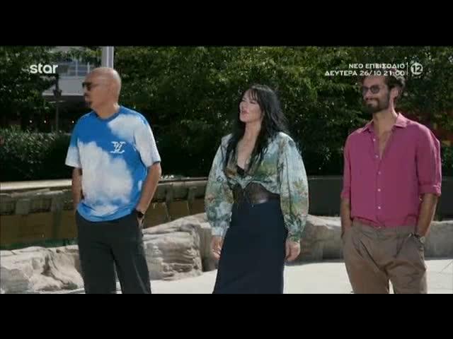 Ζενεβιέβ Μαζαρί: Το απίστευτο μέρος που πήγε πρώτο ραντεβού με τον άνδρα της