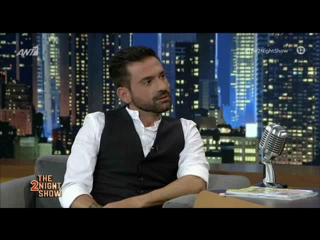 Μάνος Καζαμίας: Η αποκάλυψη για την προσωπική του ζωή